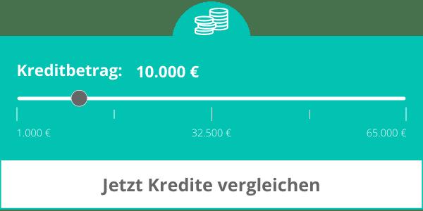 10000 euro kreditvergleich